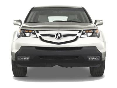 Acura  2009 on Acura Mdx Luxury Suv Review