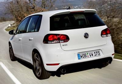 2009 Volkswagen Golf GTI 5d