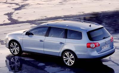 2009 Volkswagen Passat Variant