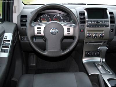 Car Gallery 2011 Nissan Navara Interior Car Pictures