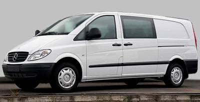 Mercedes Benz Vito - The Best Luxury Car