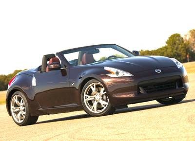 2010 Nissan 370Z Roadster | Luxury Sports Car Photos