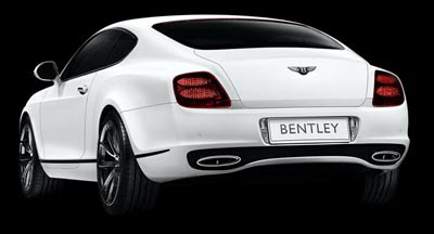 New Luxury Bentley Continental SupersportsB