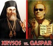 Xrysos VS Gaspar