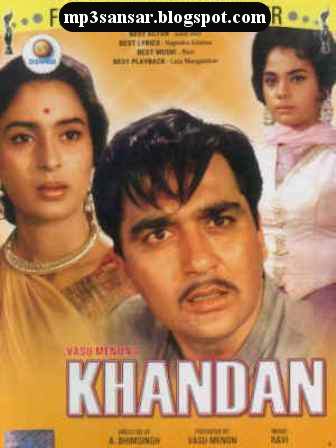 old gold of hindi filmi songs khandaan 1965 lata rafi