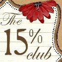 15% Club