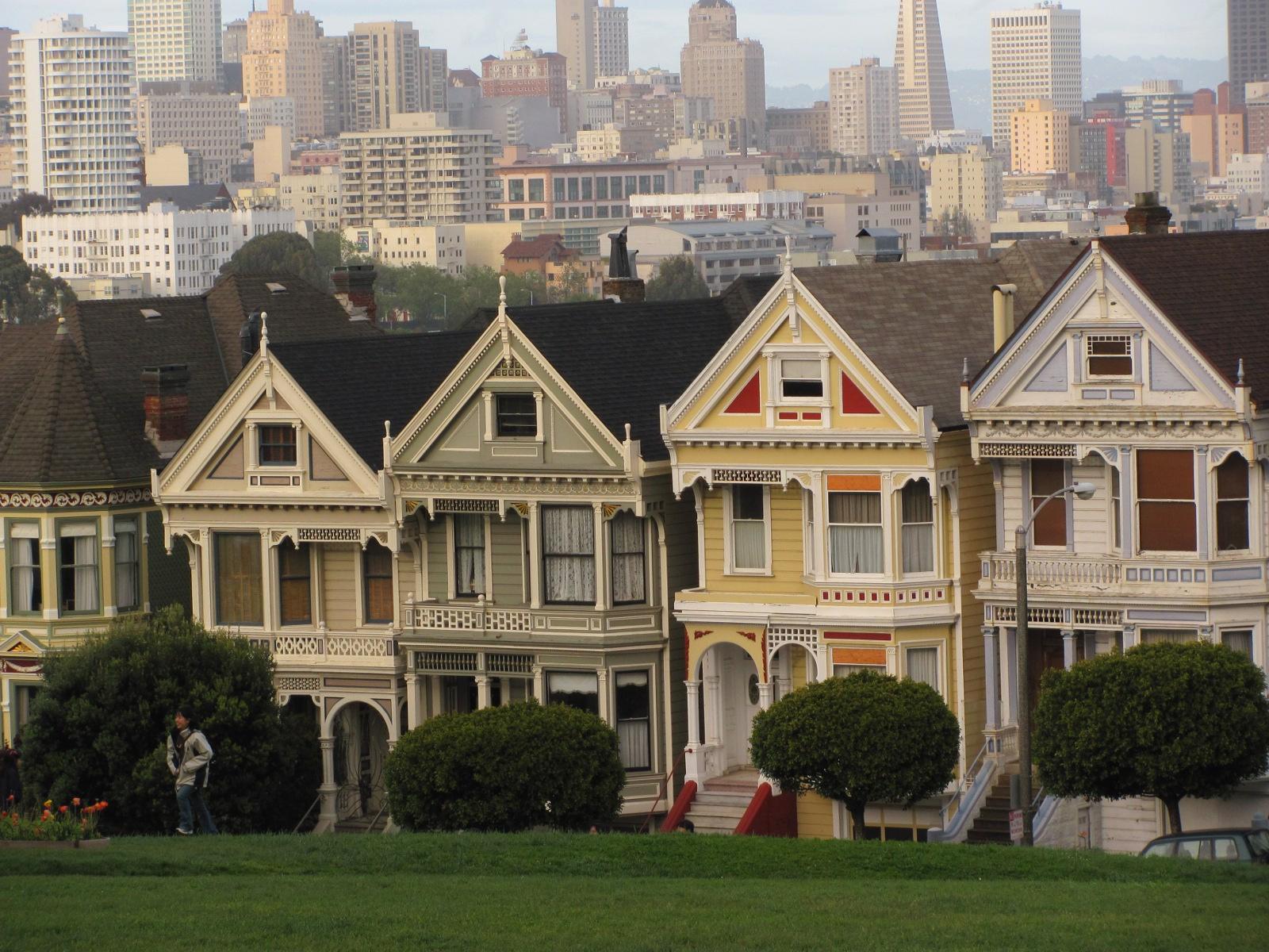 Nueva york confidencial california dreams de nueva york a san francisco - Casas en nueva york ...