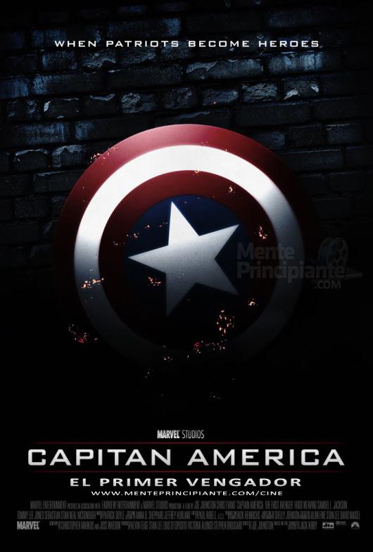 Ver Capitan America: El Primer Vengador Online Español