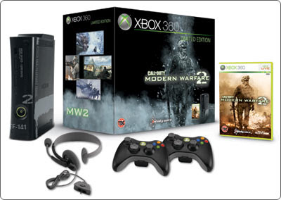 Talking about YouTube - Xbox 360 Modern Warfare 2 Limited Edition Console