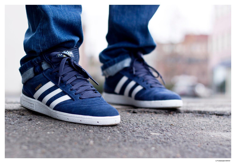 Adidas Businetz Grey Shoes