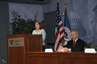 Rebecca S. Carson, Chief, USCIS Office of Citizenship, announces the launch of the online Citizenship Resource Center.