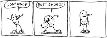 Butt Shoes