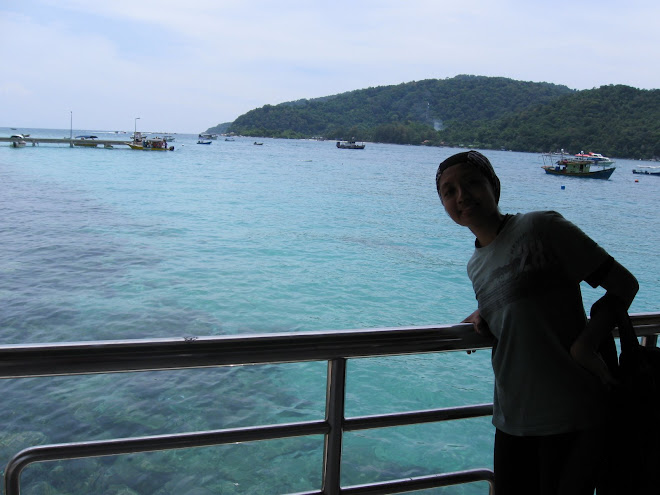 Me..Chillin' Out at Perhentian Island