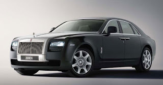 Rolls-Royce: We build cars so awesome you'd consider going down on Madonna for one.