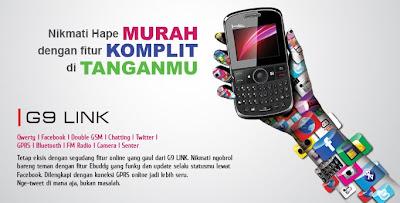 HT Mobile G9 Link