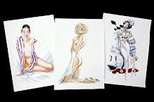 Prints Pin-Ups