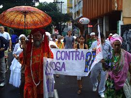 A MARCHA DE ABERTURA DO FORUM SOCIAL MUNDIAL - 2009