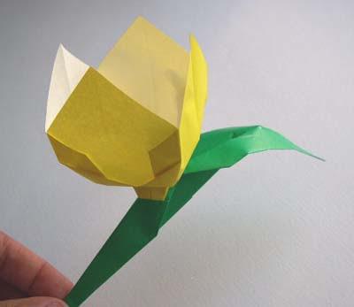 ?วิธีพับกระดาษ?