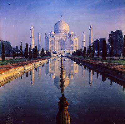 ทัชมาฮาล สถาปัตยกรรมแห่งความรักที่สวยที่สุด