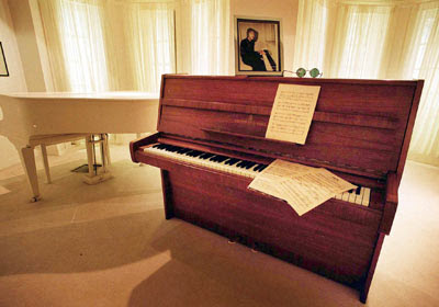 เปียโน แพงที่สุดในโลก