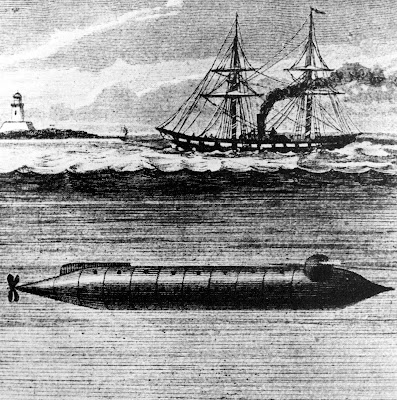 เรือดำน้ำ Alligator