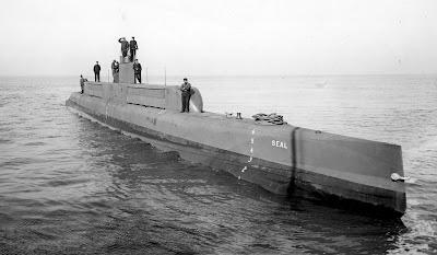 เรือดำน้ำ US Seal