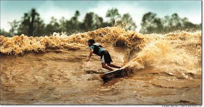 คลื่นแม่น้ำ