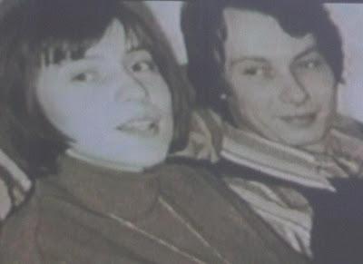 รูป อันเนลีส มิเชล กับ แฟนหนุ่มชื่อ ปีเตอร์