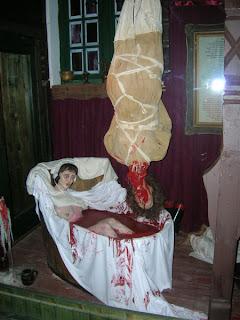 หนึ่งในวิธีสังหาร ของ ฆาตกรหญิง ที่ อำมหิตที่สุดในโลก