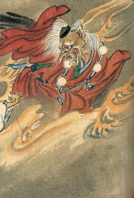 ปีศาจ เทนกุ มีปีก