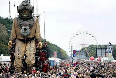 หุ่นกระบอก ใหญ่ที่สุดในโลก