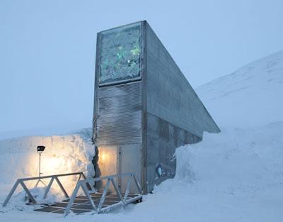 เรือโนอาห์ แห่ง พืชพรรณ ( Svalbard Global Seed Vault )