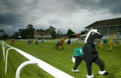 สถิติฮาๆ กินเนสบุ๊ค แข่งวิ่งม้าเร็วที่สุดในโลก