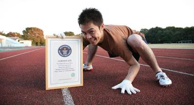 คน วิ่งเร็วที่สุดในโลก