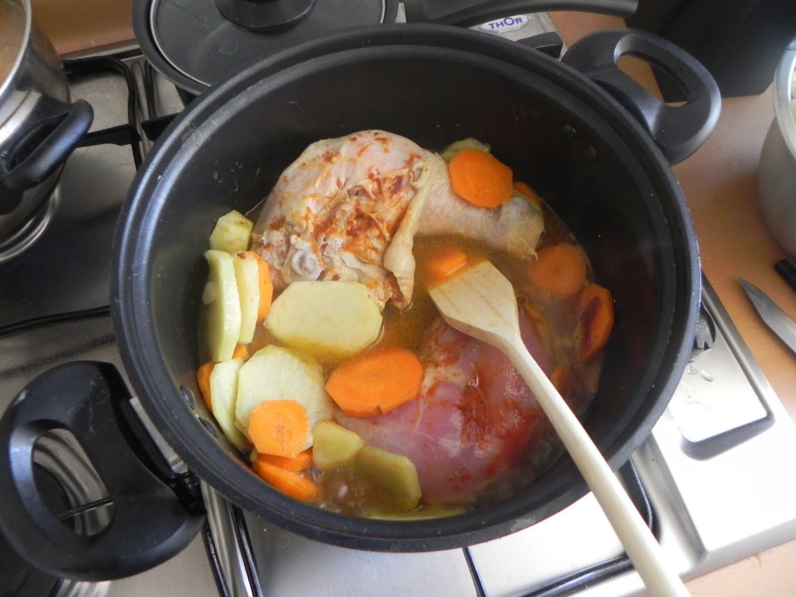 Quiero cocinar pollo al jugo for Que cocinar con pollo
