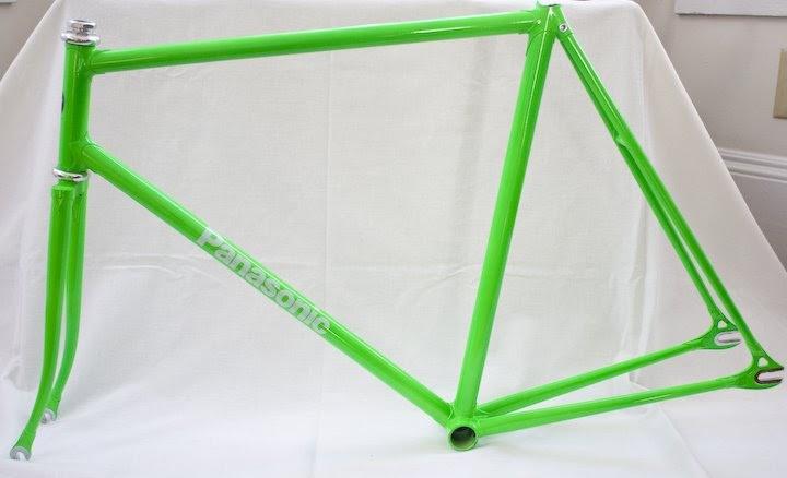 Fixed Gear Blog: So You Want A Custom Panasonic NJS Keirin Track ...