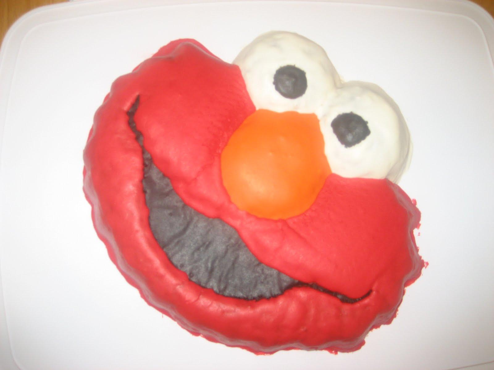 Elmo Cake Pan Decorating Instructions : Elmo Face Cake Pan Walmartcom Party Invitations Ideas