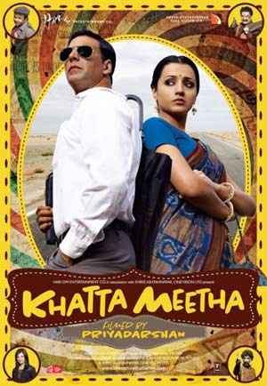 Khatta Meetha (2010) Hindi Movie Watch Online