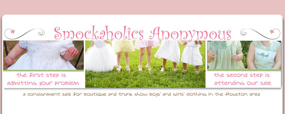 Smockaholics Anonymous