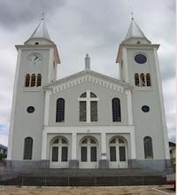 Atual Igreja Matriz de São Gonçalo do Sapucaí , MG