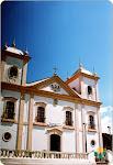 Igreja Matriz de Santo Antonio de Ibertioga , MG.