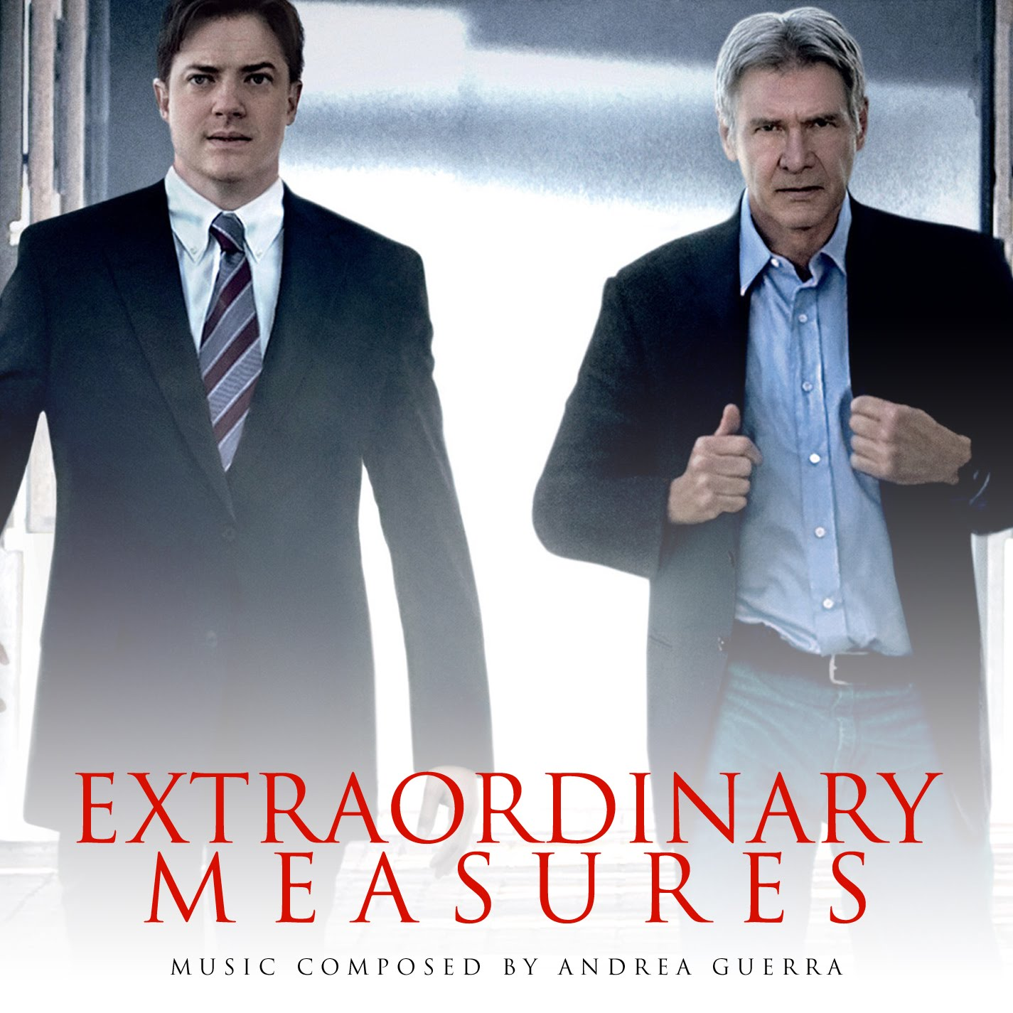 Extraordinary Measures Blu-ray