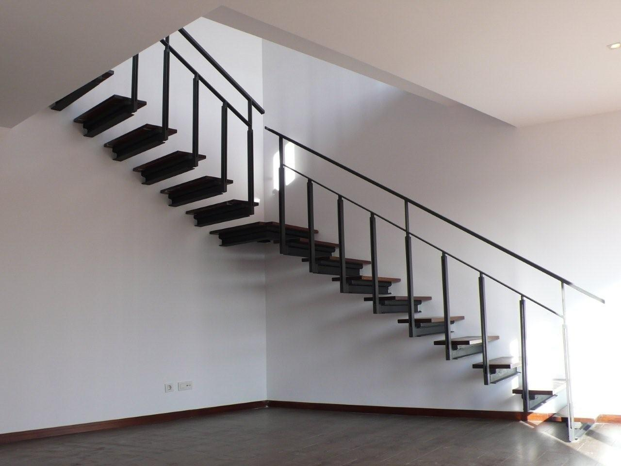 Escaleras clinamen for Escaleras en u