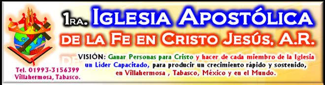 Iglesia Apostólica