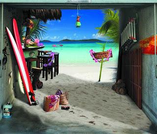 Beach Illusion