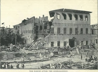 The Anglo-Zanzibar War: the shortest war in history, only 40 minutes long