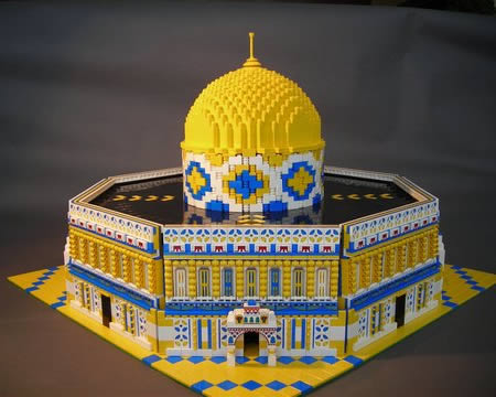 LEGO Dome of the Rock