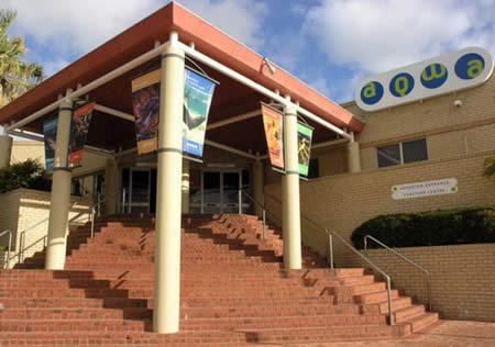 The Aquarium of Western Australia (AQWA)