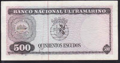 Timor - 500 Escudos 1963
