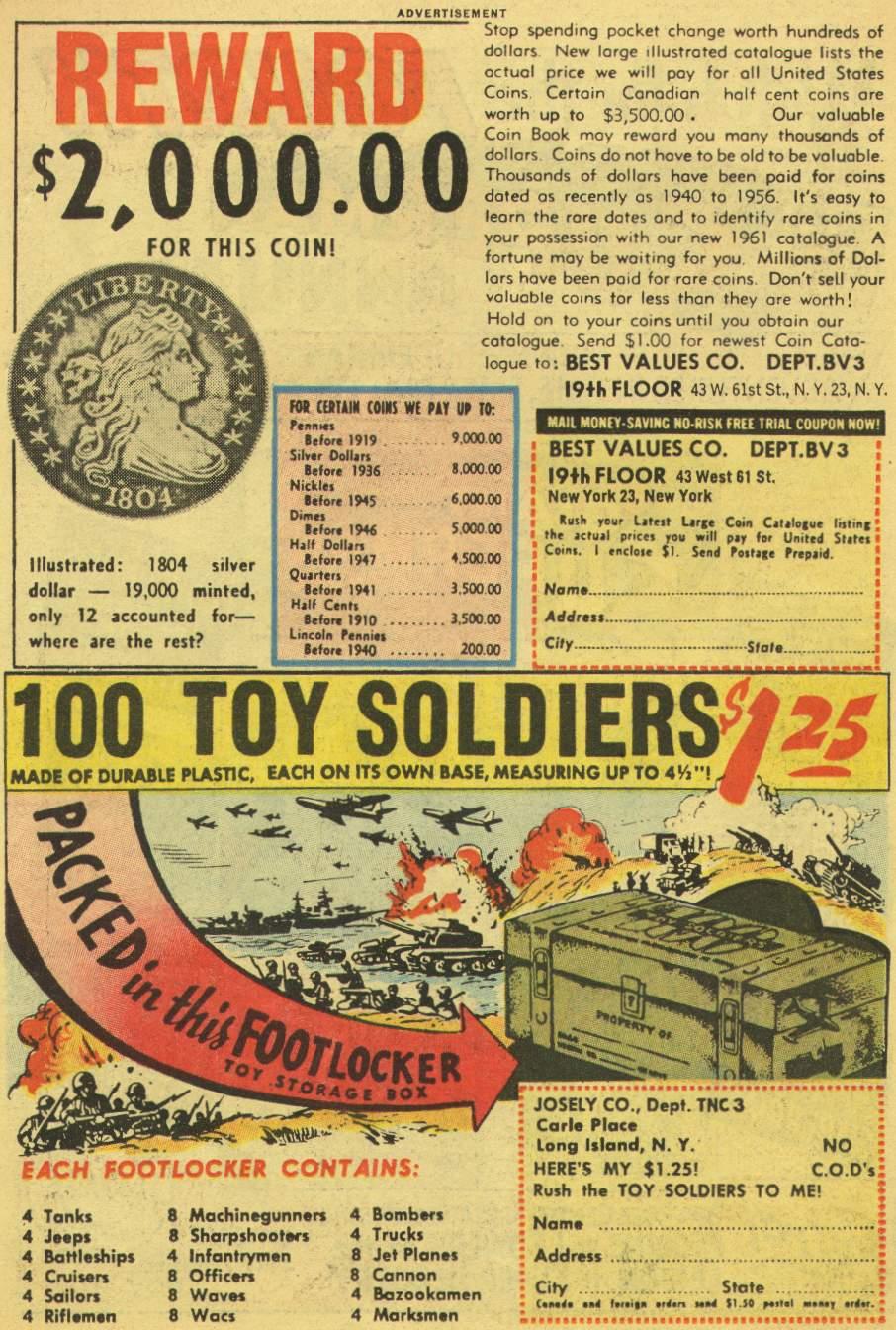 Aquaman (1962) Issue #1 #1 - English 34